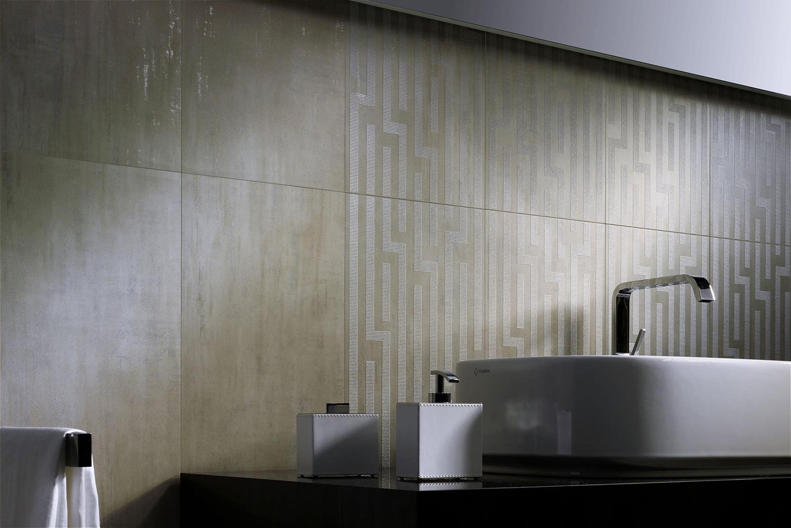 Faiences salle de bains