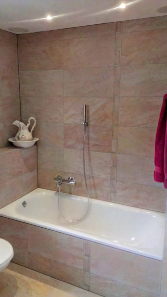 Faïences salle de bains